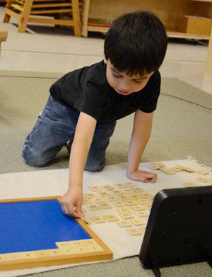 Hundred board